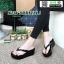 รองเท้าสไตล์ลำลองแบบหนีบ JK8059-BLK [สีดำ] thumbnail 1