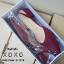 รองเท้าส้นเตี้ยรัดส้น ส้นตอก ยางยืดหลัง 1218-RED [สีแดง] thumbnail 4