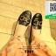 รองเท้าคัชชูหัวกลมสีดำ Loafer shoes (สีดำ ) thumbnail 6