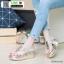 รองเท้าสุขภาพพื้นนิ่มใส่สบาย PF2064-GLD [สีทอง] thumbnail 2
