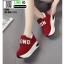 รองเท้าผ้าใบเสริมส้น งานนำเข้า100% ST09-RED [สีแดง] thumbnail 2