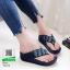 รองเท้าเพื่อสุขภาพฟิทฟลอบ YT123-น้ำเงิน [สีน้ำเงิน] thumbnail 2