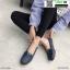 รองเท้าคัชชูงานหนังแท้ นิ่มมากๆ N010-NAVY [สีกรม] thumbnail 2