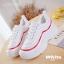 รองเท้าผ้าใบแฟชั่น 512-WHI [สีขาว] thumbnail 1