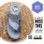 รองเท้าสุขภาพเพื่อ แบบสวมโป้ง L1964-GRY [สีเทา] thumbnail 4