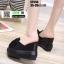 รองเท้าแบบสวมทรงเตารีด ST950-BLK [สีดำ] thumbnail 4