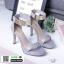 รองเท้าส้นสูงรัดข้อ G5-294-GRY [สีเทา] thumbnail 2
