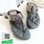 รองเท้าสุขภาพสีเทา Style fitflop ทรงสวย (สีเทา ) thumbnail 2