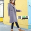 รองเท้าบูทมาร์ตินนำเข้า สไตล์เกาหลี CNC-539-BWN [สีน้ำตาล] thumbnail 2