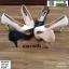 รองเท้าคัชชู วัสดุหนังPU K9336-WHI [สีขาว] thumbnail 5