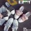 รองเท้าผ้าใบสวมเปิดท้าย ST55-PNK [สีชมพู] thumbnail 5