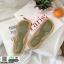 รองเท้าแตะแฟชั่น สายคาดใส G-1418-GRN [สีเขียว] thumbnail 3