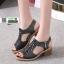 รองเท้าส้นสูงนำเข้า งานคุณภาพเหมือนแบบ 1089-ดำ [สีดำ] thumbnail 2