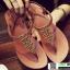 รองเท้าแตะ หูหนีบ ipomoea G-1280-BWN [สีน้ำตาล] thumbnail 2