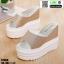 รองเท้าแบบสวมทรงเตารีด ST986-GLD [สีทอง] thumbnail 4