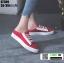 รองเท้าผ้าใบแฟชั่นเปิดท้าย ST509-RED [สีแดง] thumbnail 2