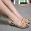 รองเท้าคัชชู สไตล์สุขภาพ 18-1373-PNK [สีชมพู] thumbnail 3