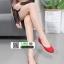 รองเท้าคัชชูหัวมน 18-1338-RED [สีRED] thumbnail 2