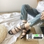 รองเท้าแตะแตะพันขา Q-03-ดำ [สีดำ] thumbnail 3