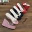 รองเท้าแบบสวมส้นเตารีด ST2012-BLK [สีBLK] thumbnail 5