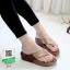 รองเท้าโซฟา พื้นสุขภาพ ชนชอป 319-น้ำตาล [สีน้ำตาล ] thumbnail 1