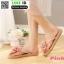 รองเท้าแตะหูคีบสไตล์เกาหลี 89-1-PNK [สีชมพู] thumbnail 3
