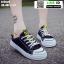 รองเท้าผ้าใบสวมเปิดท้าย ST5520-BLK [สีดำ] thumbnail 1