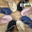 รองเท้าแตะลำลองรัดส้น 1017-4-BLK [สีดำ] thumbnail 2