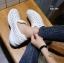 รองเท้าลำลองเพื่อสุขภาพ 7318-White 7318 [สีขาว] thumbnail 1