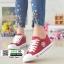 รองเท้าผ้าใบเสริมส้นสุดชิค 9107-RED [สีแดง] thumbnail 2