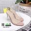 รองเท้าส้นสูง งานสไตล์ TOP SHOP 816-3-PINK [สีชมพู] thumbnail 2