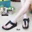 รองเท้าหูคีบแต่งเพชร ฟิทฟลอปหนีบ L2928-BLK [สีดำ] thumbnail 5