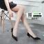คัชชู สวยเกร๋ น้ำหนักเบา 18-1417-BLACK [สีดำ] thumbnail 3