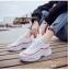 รองเท้าผ้าใบแฟชั่น 512-WHI [สีขาว] thumbnail 5