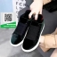 รองเท้าผ้าใบนำเข้าสุคชิค พื้นยางอย่างดี (สีดำ ) thumbnail 5