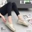 รองเท้าผ้าใบแบบสวม งานสไตล์ Tom's M003-GLD [สีทอง] thumbnail 2