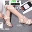 รองเท้าส้นสูงสไตล์YSL 18-1326-CRM [สีครีม]