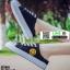 รองเท้าผ้าใบสวมเปิดท้าย ST2991-BLK [สีดำ] thumbnail 1