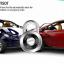 """กล้องติดรถยนต์ Anytek X3 กล้องหน้า-หลัง Full HD 1080P 4.3""""TFT Dual Lens Car Camera thumbnail 6"""
