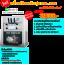 เครื่องทำไอศครีมโคนซอฟท์เสิร์ฟรุ่น BQL-818T (ตั้งโต๊ะ) thumbnail 1