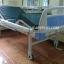 เตียงผู้ป่วย 2 ไกร์ มือหมุน แบบ ABS รหัส MEA02 thumbnail 3