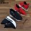 รองเท้าผ้าใบเสริมส้น ST014-BLK [สีดำ] thumbnail 4