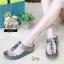 รองเท้าเพื่อสุขภาพ ฟิทฟลอปหนีบ L2928-GRY [สีเทา] thumbnail 2