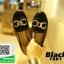 รองเท้าคัชชูหัวกลมสีดำ Loafer shoes (สีดำ ) thumbnail 4