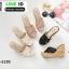 รองเท้าเตารีดzevida 17-2285-CRM [สีครีม] thumbnail 4