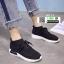 รองเท้าผ้าใบนำเข้า สไตล์ ADIDAS 8611-1-BLACK [สีดำ] thumbnail 3
