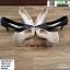 รองเท้าคัชชู วัสดุหนังกริตเตอร์ TM2513-BLK [สีดำ] thumbnail 3