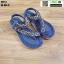 รองเท้าแตะลำลองรัดส้น 1017-4-NVB [สีกรม] thumbnail 1