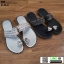 รองเท้าแตะลำลองแบบสวมนิ้วโป้ง 1620-BLK [สีดำ] thumbnail 2