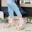 รองเท้าสุขภาพพื้นนิ่มใส่สบาย PF2064-GLD [สีทอง] thumbnail 1